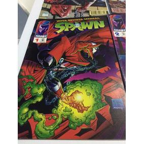 Coleção Hqs Spawn - 83 Edições (gibi - Quadrinhos)