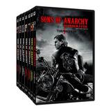 Série Sons Of Anarchy Completa