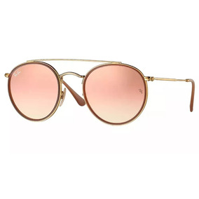 Ray Ban 3647 Double Bridge Rosa Originales Italianos f4a1c24627