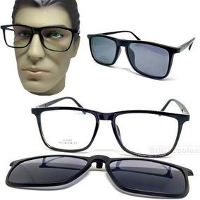 d7e01e8c105e0 Armacao Masculina Oval Antiga - Óculos no Mercado Livre Brasil