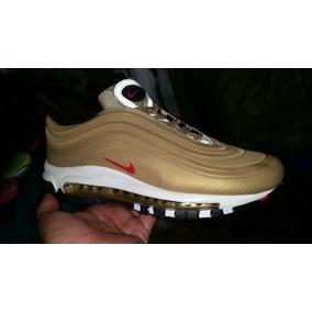 Nike Air Max 97 Gold Hay Tallas
