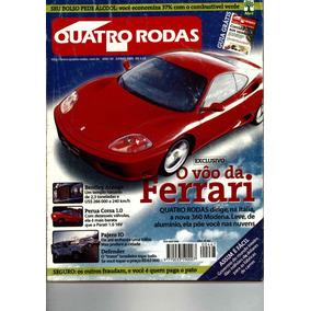 Revista 4 Quatro Rodas N°467 De Junho/1999 Ótimo Estado