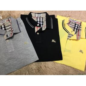 77f53b1cfe Camisa De Polo Simples - Pólos Manga Curta Masculinas em Jardim ...