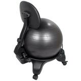 Sivan Adjustable Back Balance Ball Chair With Ball And Pump