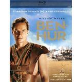 Blu Ray Ben Hur - Duplo, Dub/leg. Lacrado