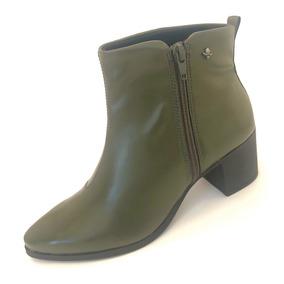 80ef9cc40 Victini De Pelucia Feminino Botas Cravo E Canela - Sapatos Verde no ...