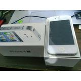 Iphone 4s - Com Defeito Carcaça P/ Reciclar E Tela Nova