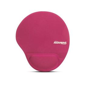 Mouse Pad Gel Rosa - Maxprint