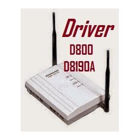 controlador de modem axesstel d800