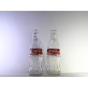 Garrafa Antiga Refrigerante Coca Cola 200 Ml
