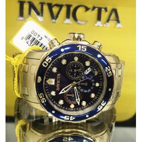 ce33dcb5709 Relógio Invicta Masculino Réplica - Relógio Invicta Masculino no ...