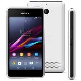 Celular Sony Xperia E1 D2114 Tv Dual Chip Branco