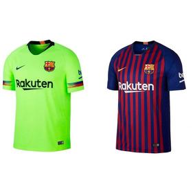 9c3ee4bb21f06 Camiseta De Barcelona 2018 2019 Titular Suplente Excelente. 2 colores