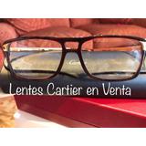Remate Lentes Cartier Modelo Santos