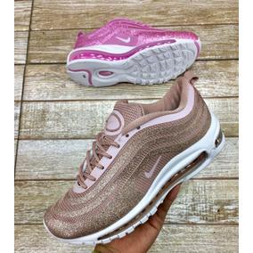 b7c1cfac33 Zapatillas Nike Tiburon Para Mujer - Tenis Nike para Mujer en ...