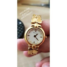 Relógio Bulova Feminino Banhado Autentico
