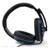 Diadema Headset Gamer Ps4, Xbox One S, Pc Entrada 3.5 Mm