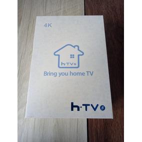 Tablet Htv Box 5 - Atualizado E Configurado Pronto Para Uso