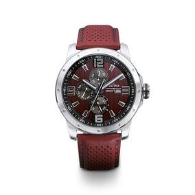 4728f87d5da Pulseira Em Couro Festina F16286 - Relógios De Pulso no Mercado ...