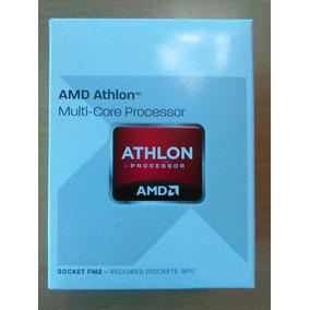 Procesador Amd Athlon Socket Fm2 3.6 Ghz X2 340x 75$