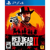 Red Dead Redemption 2 Ps4 Rockstar Games