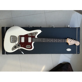 Fender Classic Player Jaguar Special Hh Olympicwhite Hrdcase