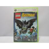 Lego Batman: The Videogame - Xbox 360 ¡fisico-usado!
