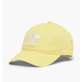 480031489d996 Viseras Adidas Originales - Ropa y Accesorios Amarillo en Mercado ...