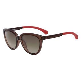 90c542143c0de Oculos Feminino - Óculos De Sol Calvin Klein no Mercado Livre Brasil