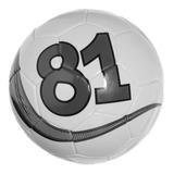 Bola Maker Goal 81 Campo Oficial Microfibra Costurada À Mão f227241e8c907