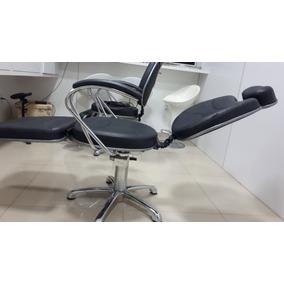 Cadeira Articulada Para Maquiagem Salão