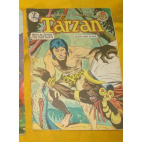 Tarzan Os Tambores Da Morte Nº 35 Bom Estado