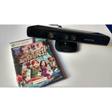 Kinect Con Kinect Adventures Para Microsoft Xbox 360