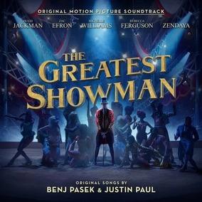 Cd The Greatest Showman - Original Lacrado 1ª Edição