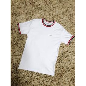 Camiseta Lacoste - Calçados, Roupas e Bolsas no Mercado Livre Brasil 60c1699a03