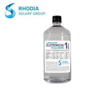 Removedor De Oxidação Para Placas, Telas E Bga - 1 Litro