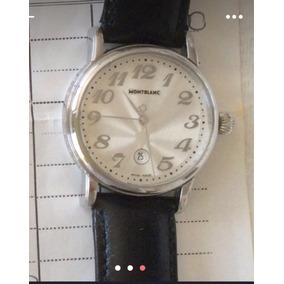 4d13c1916e8 Relogios De Luxo Usados Originais Masculino Montblanc - Relógios De ...