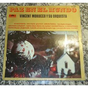 Lp - Vinilo Vincent Morocco Paz En El Mundo