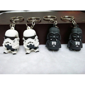 Chaveiro Star Wars - Stormtroopers + Darth Vader - Kit C/2
