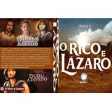 O Rico E Lazaro - Novela Record - Frete Gratis