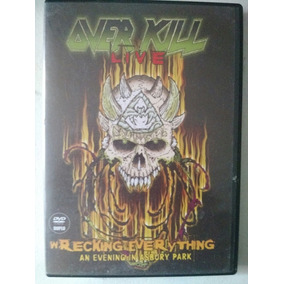 Dvd Duplo Overkill Wrecking Everything