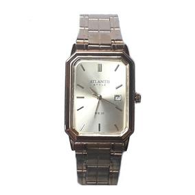 ed601dbbe02ca Relogio Feminino Atlantis Quadrado - Joias e Relógios no Mercado ...