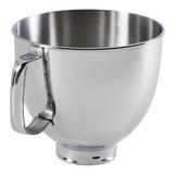 Accesorio Bowl Acero Inox Batidora Kitchenaid K5thsbp 4,83lt