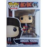 Funko Pop! Original Angus Young #91 Ac/dc