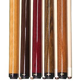 1d004235304 Billar Pool Sticks Set De 5 Aska Sneaky Pete Pool Cues