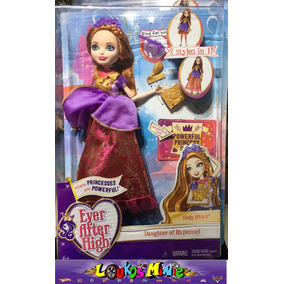 Ever After High Powerful Princess Club Holly 2 In 1