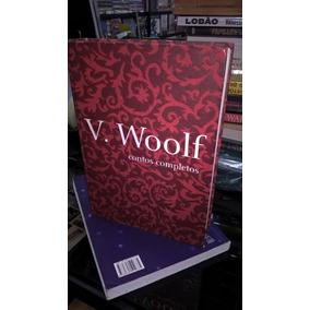 Livro Virginia Woolf Contos Completos Cosacnaify