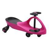 Giro Car Carrinho Gira Gira Ecológico Suporta Até 60kg Rosa