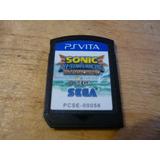 Sonic & All Stars Racing Transformed Para Ps Vita