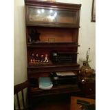 Vendo Mueble Librero Antiguo Frabricado En Ohio